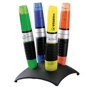 Stabilo Luminator markeerstiften - 4 stuks desk set
