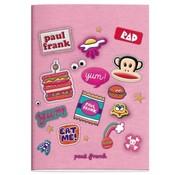 Paul Frank A4 lijntjes schrift - roze