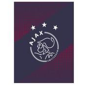 Ajax A4 ruitjes schrift