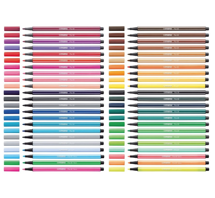 Pen 68 stift - p/stuk verkrijgbaar