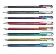Pentel K110 Hybrid dual metallic gelpennen