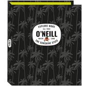 """O'Neill Ringband 23r - zwart """"explore more"""""""