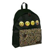 Emoji Laptop rugzak zwart - compact