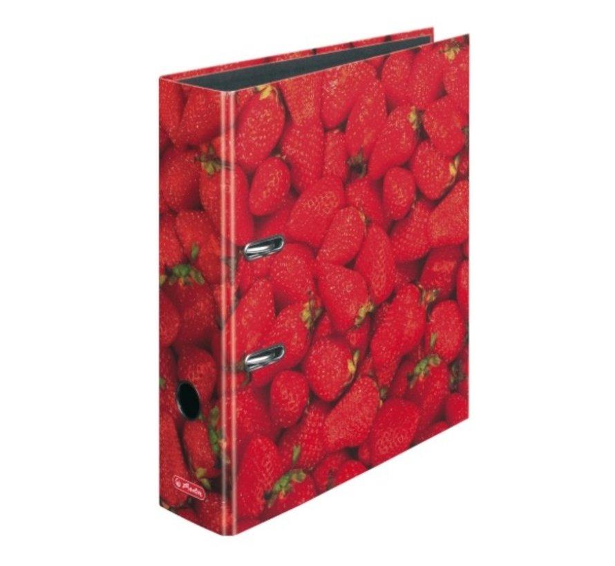 Fruit ordner - aardbeien