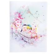 Chacha by Iris Showalbum 20 tassen - vogeltjes