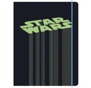 Star Wars Elastomap A4