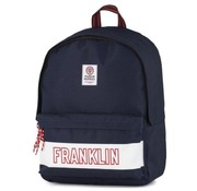 Franklin & Marshall Rugzak compact - donkerblauw