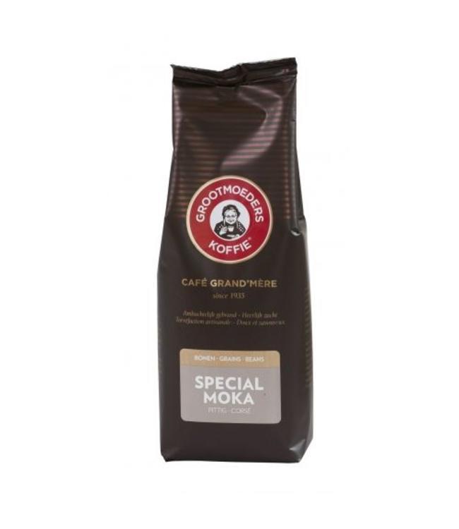 Grootmoeders Koffie Grootmoeders Koffie Special Moka - bonen