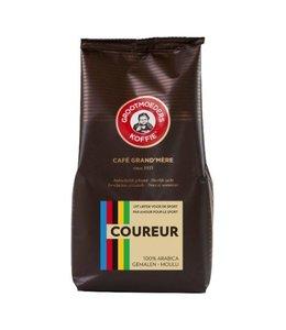 Grootmoeders Koffie Grootmoeders Koffie 'Coureur' gemalen