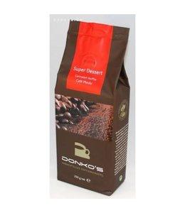 Donko's Koffie Donko's Koffie Super Dessert gemalen