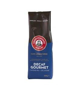 Grootmoeders Koffie Grootmoeders Koffie Decaf Gourmet - Gemalen