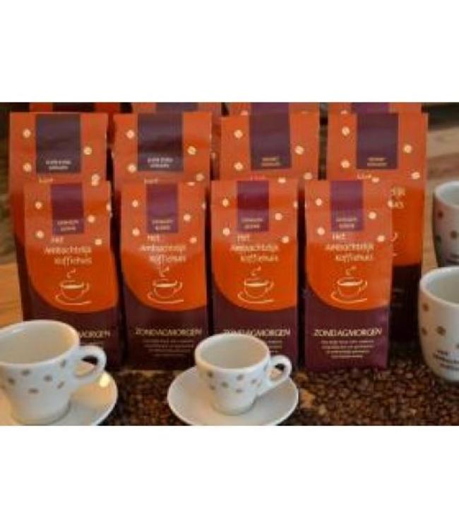 Het Ambachtelijk Koffiehuis Het Ambachtelijk Koffiehuis Zondagmorgen - Gemalen