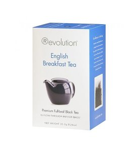 Revolution Revolution Tea English Breakfast 16 T-bags