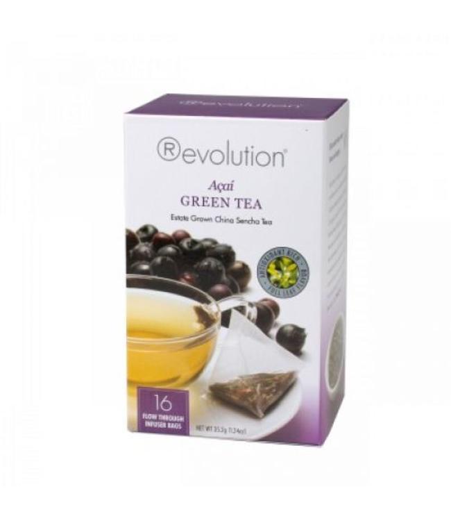 Revolution Revolution Tea Acai Green 16 T-bags
