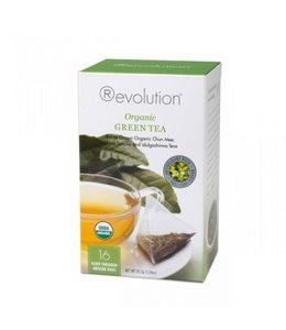 Revolution Revolution Tea Organic Green BIO 16 T-bags
