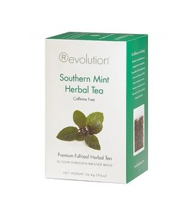Revolution Revolution Tea Southern Mint Herbal 16 T-bags