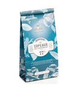 Dolfin Chocolade Dolfin - Chocoladevlokken zwart 77%