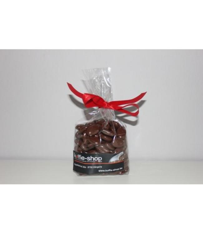 Koffieboontjes in chocolade - 150g