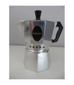 Espressomaker Morenita - 6 koppen