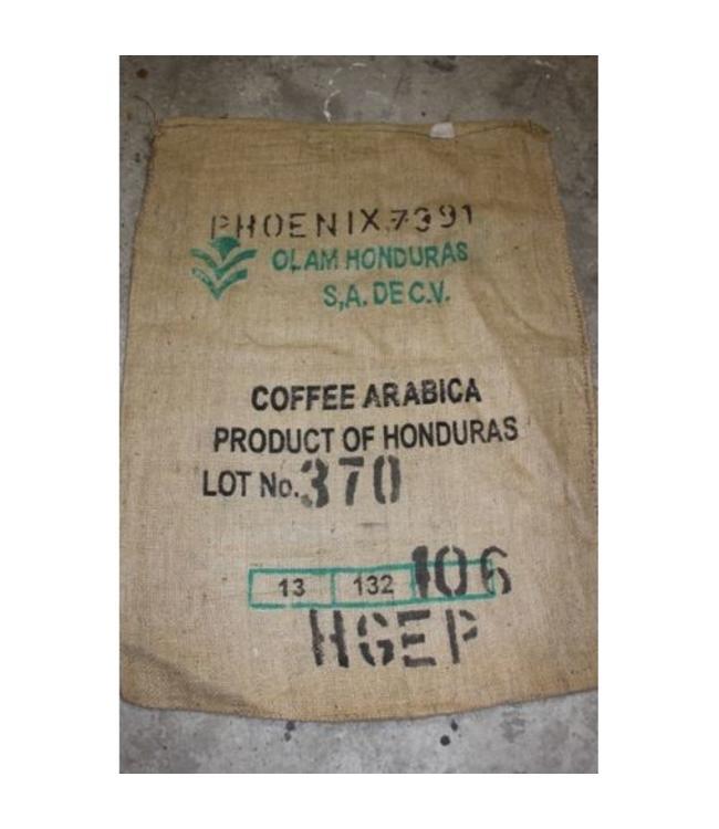 Koffie-shop Jutezak, Honduras