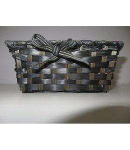 Geschenkmand vierkant - 18x18x7,5cm