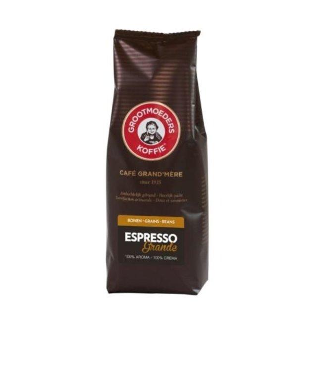 Grootmoeders Koffie Grootmoeders Koffie Espresso Grande