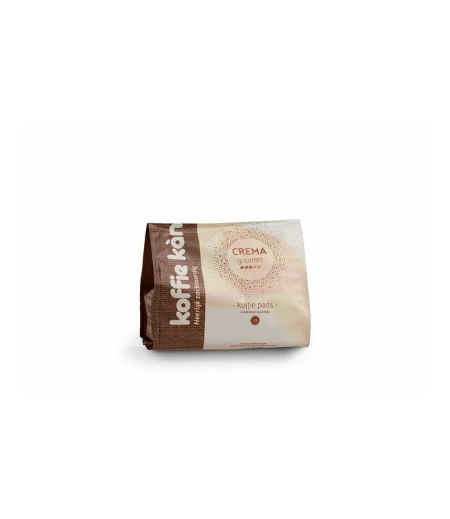 Koffie Kàn Koffie Kàn Crema Gourmet 18 Pads