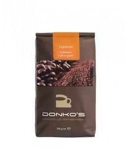Donko's Koffie Donko's Koffie Espresso bonen