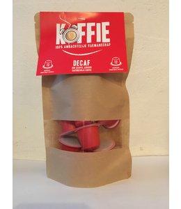 Verheyen Koffie Koffie Verheyen Décaf Capules - 12 cups