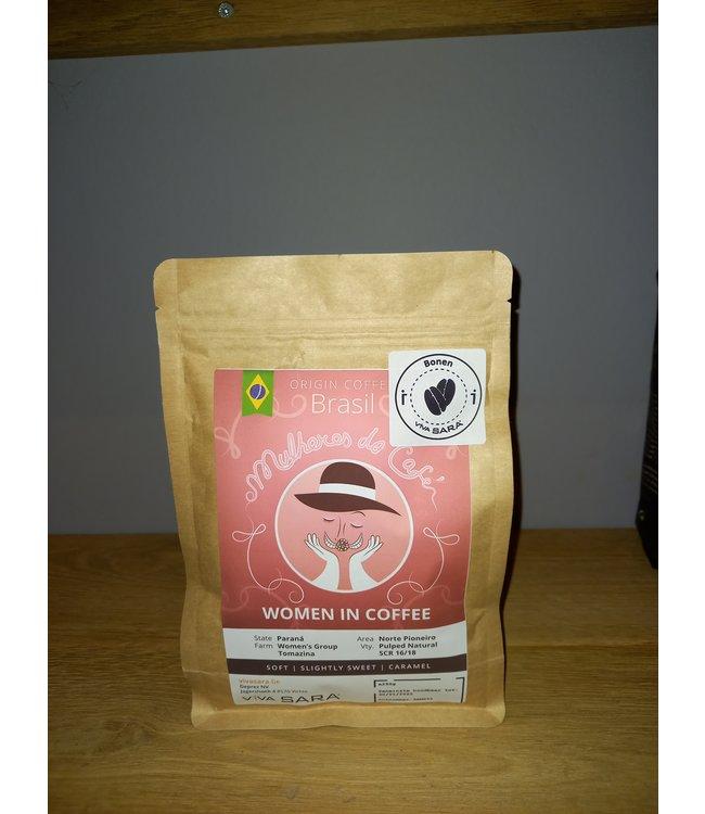 Viva Sara Origine - Brasil Women in Coffee - 250g bonen