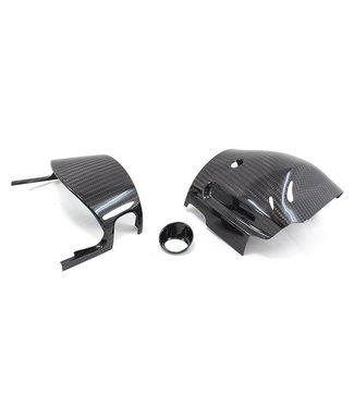 Koshi Group Abarth 500/595 Steering Wheel Shroud