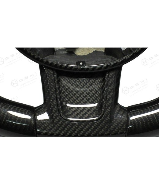 Abarth 595 (2016) Frontal Decor Cover Steering Wheel