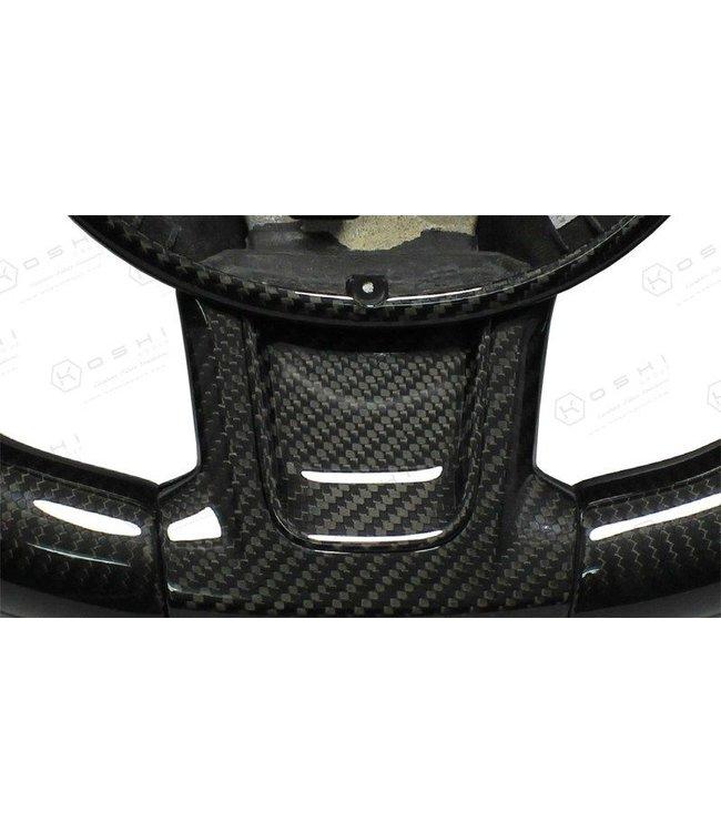 Koshi Abarth 595 (2016) Frontal Decor Cover Steering Wheel