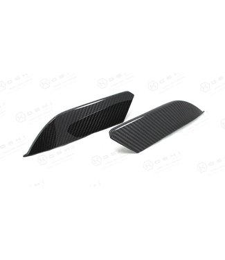 Koshi Group Alfa Romeo 4C Rear Flap Diffuser For Central Exhaust
