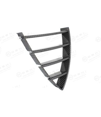 Koshi Group Alfa Romeo Brera Front Shield Grill