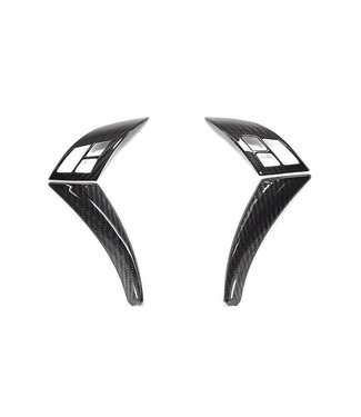 Koshi Group BMW Steering Wheel Set of Decorative Clips Cover (E60, E61)