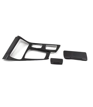 Koshi Group BMW Center Trim Console Decor Trim Cover (F10 LCI, F11 LCI, F18 LCI)