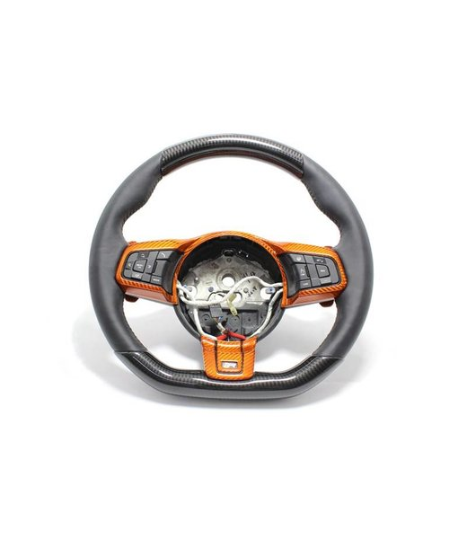 Jaguar F-Type R Steering Wheel Upper & Lower Parts