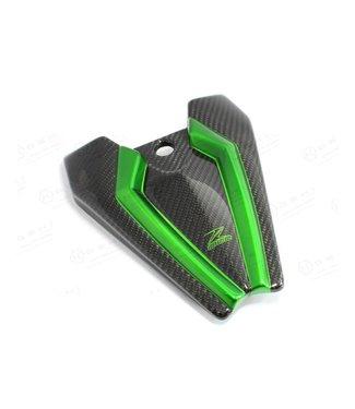 Koshi Kawasaki Z1000 Single-Seat Green Design - Green Design