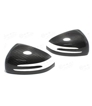 Koshi Mercedes Benz SLK R172 Mirror Caps Cover