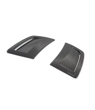 Koshi Mercedes Benz SLK R172 Front Bumper Lateral Air Vent Cover