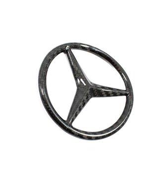 Koshi Mercedes Benz SLK R172 Back Logo