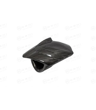 Koshi Group Harley Davidson V-ROD Front Head Light - Genuine Carbon