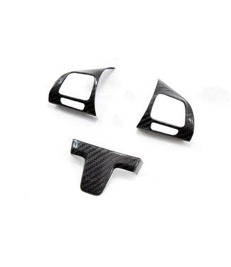 Koshi Group VW Golf mk6 Steering Wheel Trim Covers
