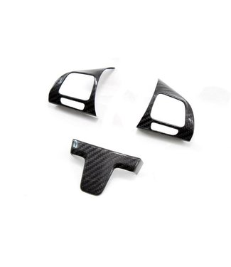 Koshi VW Golf mk6 Steering Wheel Trim Covers