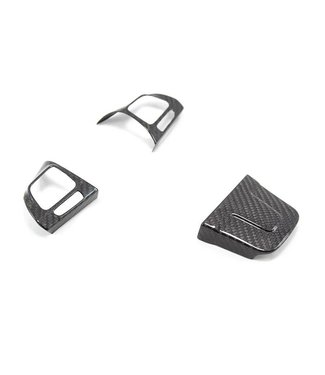 Koshi VW Golf mk6  steering wheel trim covers v2