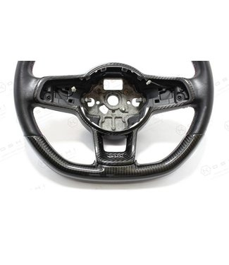 Koshi VW Golf mk7 GTI Steering Wheel Cover - Lower Part
