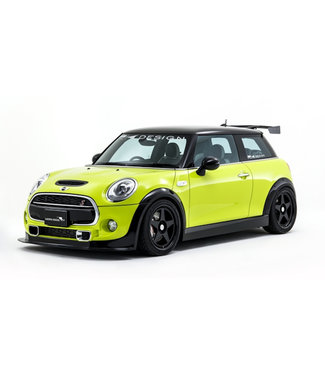 RK Design Mini Cooper S Complete Widebody kit