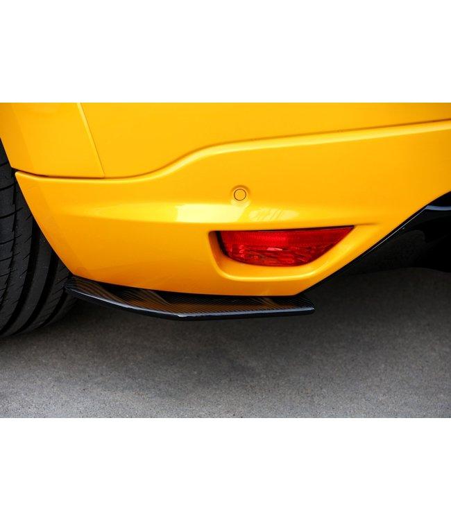 RK Design Rear Side Fins for Mégane R.S.