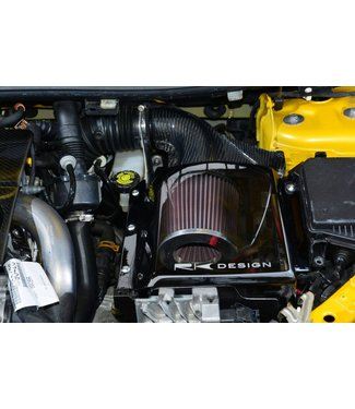RK Design Air Intake System for Mégane R.S.